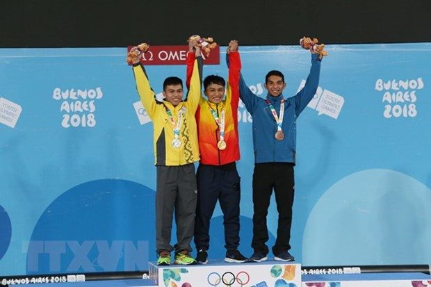 Vietnam has high hopes for young athletes hinh anh 4