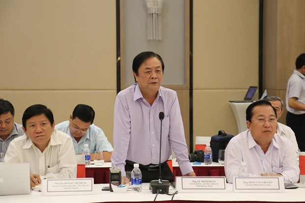 Solutions suggested to boost Mekong Delta's sustainable development hinh anh 1