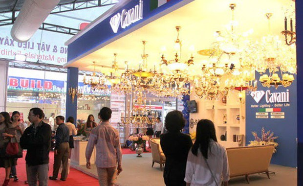 Third VietBuild Hanoi to host nearly 1,500 booths hinh anh 1