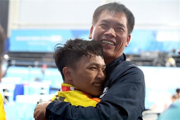 Vietnam has high hopes for young athletes hinh anh 3