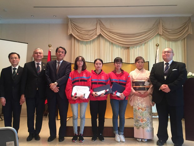 Vietnam, Japan promote medical academic exchange hinh anh 1