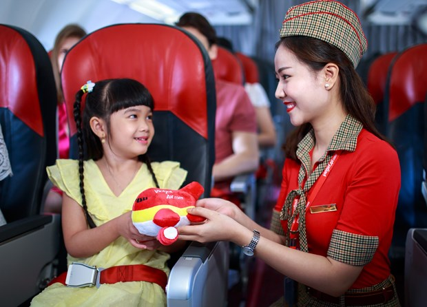 Vietjet Air launches year's biggest promotion hinh anh 1