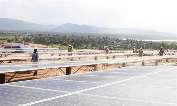 Krong Pa: hotspot for new solar energy projects hinh anh 1