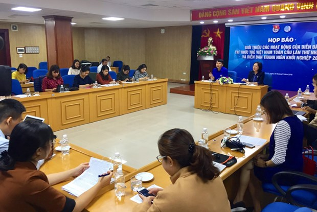 First forum to gather Vietnamese young intellectuals around the globe hinh anh 1