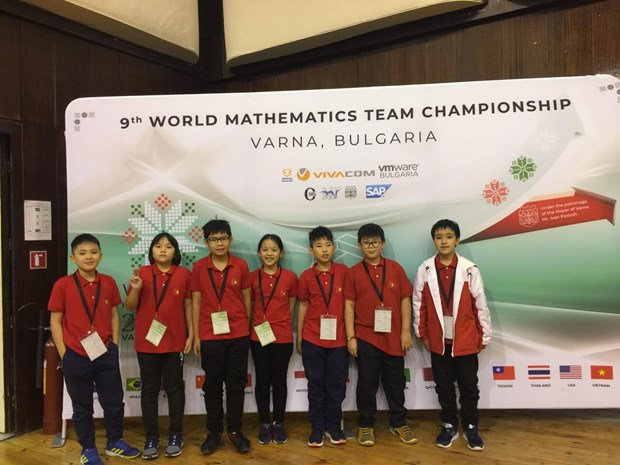 Vietnam wins big at international math competition hinh anh 1