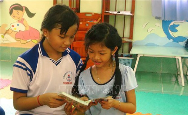 Room to Read libraries – favourite place of students hinh anh 1