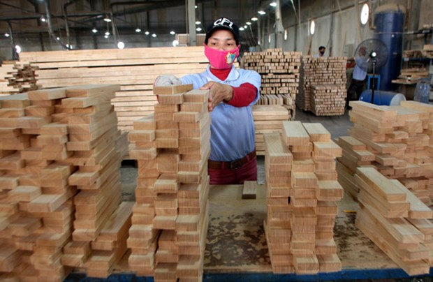 Wood exports expected to hit 8.85 billion USD this year hinh anh 1