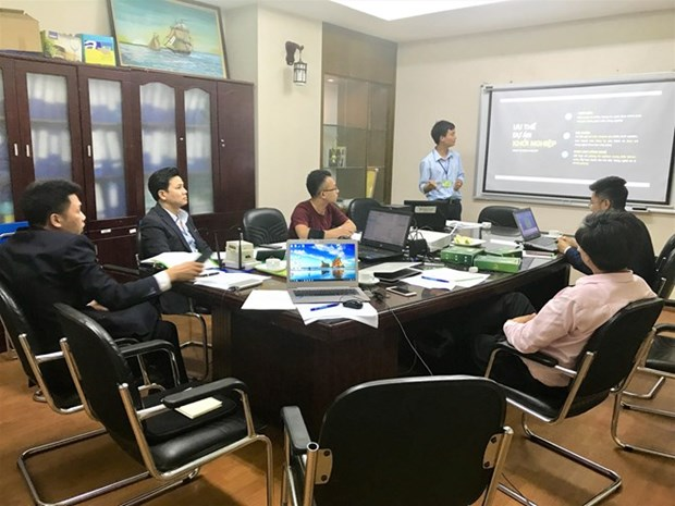 Workshop discusses ways to boost local-level startup ecosystems hinh anh 1