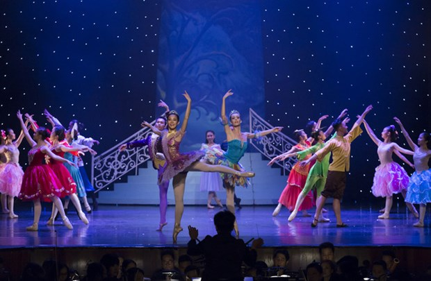 Modern remake of The Nutcracker ballet to hit the stage in December hinh anh 1