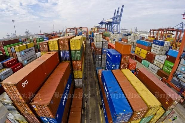 Thailand's exports surge in October hinh anh 1