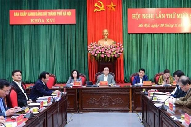 Hanoi surpasses 2018 socio-economic targets hinh anh 1