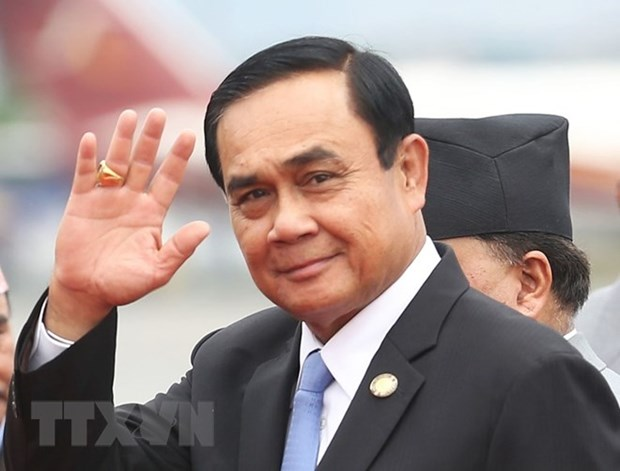 Thai Prime Minister visits Germany to boost bilateral ties hinh anh 1