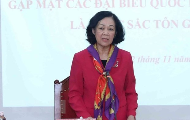 Vietnam, Canada aim for stronger cooperation hinh anh 1