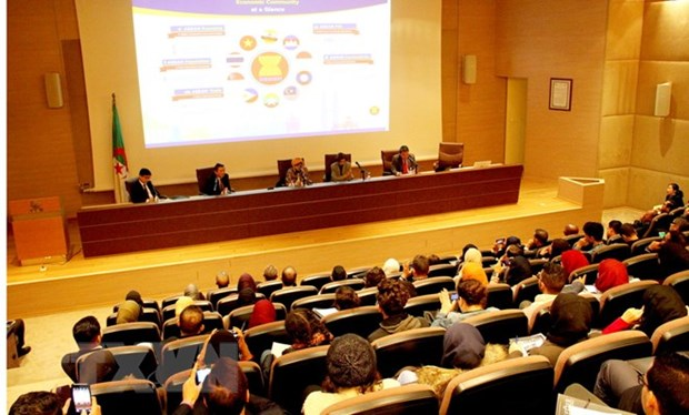 Vietnam attends workshop on ASEAN in Algeria hinh anh 1