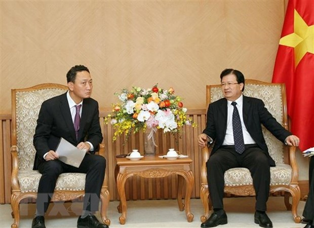 New visa policy to help boost Vietnam-RoK cooperation: Deputy PM hinh anh 1