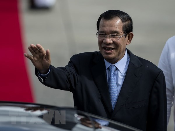 Cambodian PM Hun Sen to visit Vietnam next month hinh anh 1