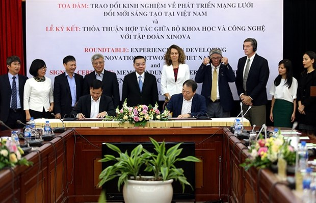 Global innovation centre to be set up in Vietnam hinh anh 1