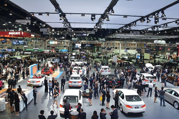 Thailand: Motor Expo 2018 to unveil new models by 60 brands hinh anh 1