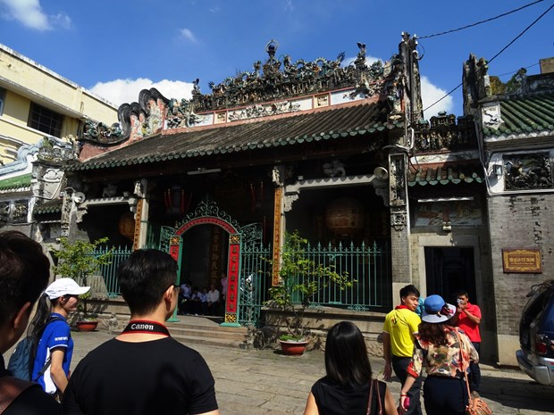 Special tours give visitors insight into HCM City's history hinh anh 1