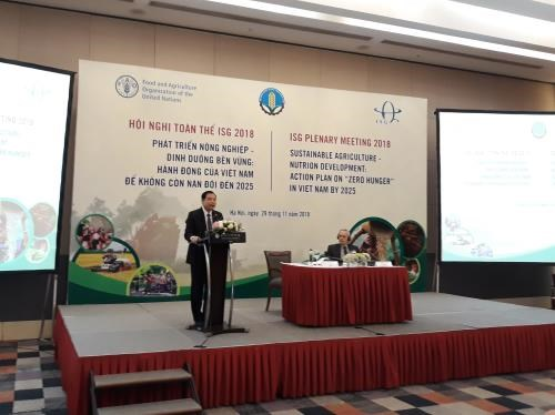 Vietnam acts to eliminate hunger by 2025 hinh anh 1