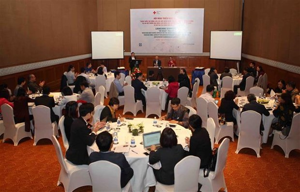 Project to reduce impact of heat waves on vulnerable groups in Hanoi hinh anh 1