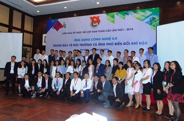 Young intellectuals suggest measures to tap industry 4.0 potential hinh anh 1
