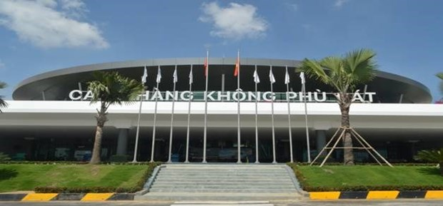 Binh Dinh's Phu Cat airport to serve international flights hinh anh 1
