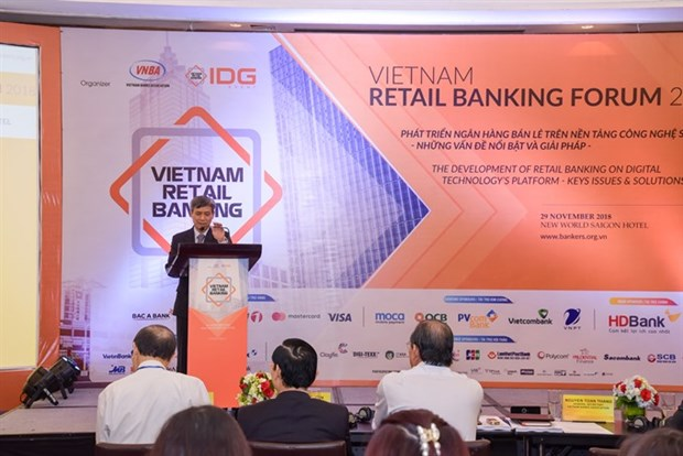 Retail banking boosts sector's income hinh anh 1