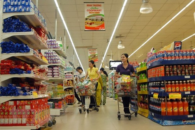 Retail sales, services earn 172 billion USD in 11 months hinh anh 1