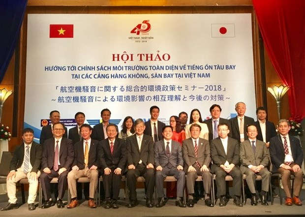 Vietnam seeks ways to reduce noise at airports hinh anh 1