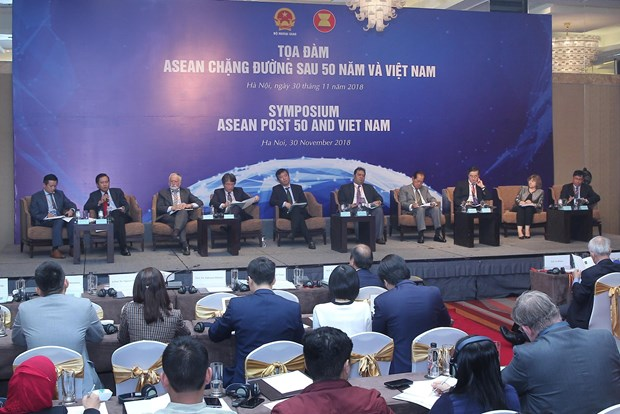 Symposium seeks orientations for ASEAN future path hinh anh 1