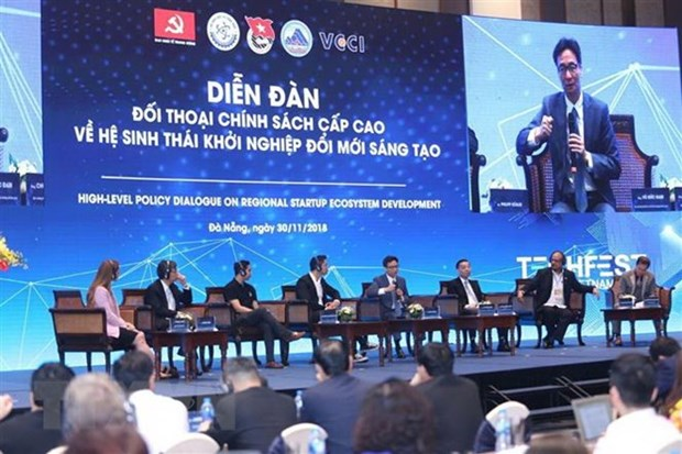 Policy dialogue discusses regional start-up ecosystem development hinh anh 1