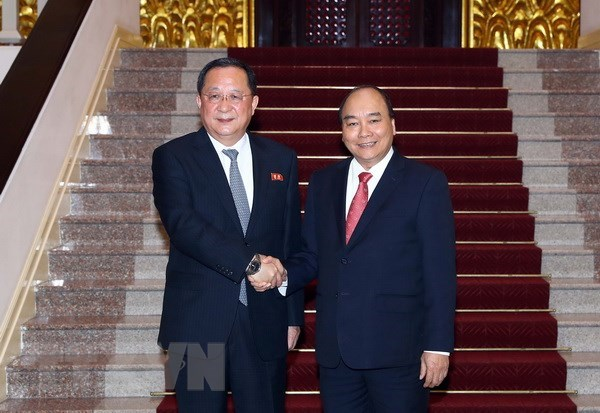 Vietnam ready to cooperate with DPRK for both peoples' interests: Prime Minister hinh anh 1