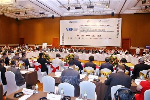 Vietnam Business Forum to convene year-end session on Dec. 4: VCCI hinh anh 1