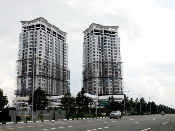 Property firms look to stocks for capital hinh anh 1