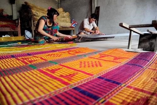 Ethnic Khmer handicraft villages expand in Tra Vinh hinh anh 1