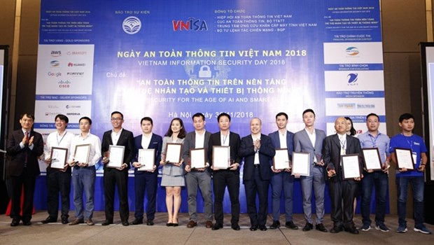 Vietnam's Information Security Index revealed hinh anh 1