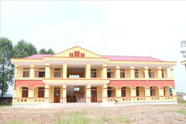 Hai Duong gains another new-style rural district hinh anh 1