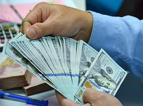 Reference exchange rate up 5 VND on week's first day hinh anh 1
