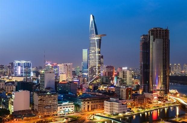 HCM City's smart city development still lags behind region hinh anh 1