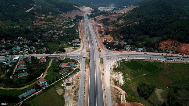 Quang Ninh to start construction on new highway in December hinh anh 1