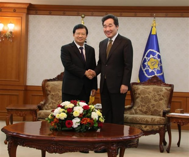 Vietnam, RoK seek ways to intensify mutual trust hinh anh 1