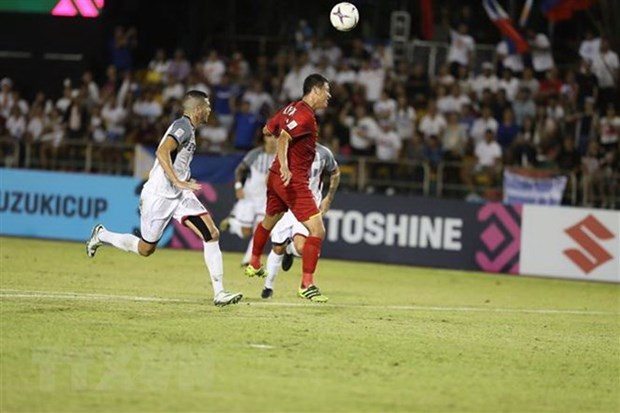 Foreign media praise Vietnam's triumph in AFF Cup semi-finals hinh anh 1