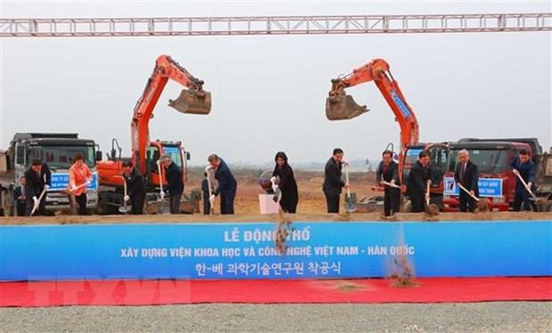 RoK-Vietnam relations to grow further: RoK NA Speaker's advisor hinh anh 1
