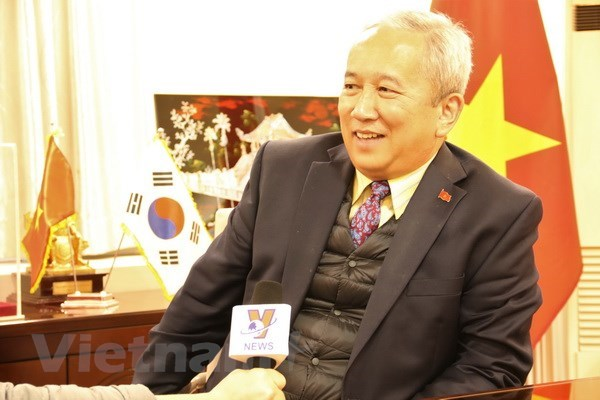Visit to plan for future of Vietnam-RoK ties: ambassador hinh anh 1