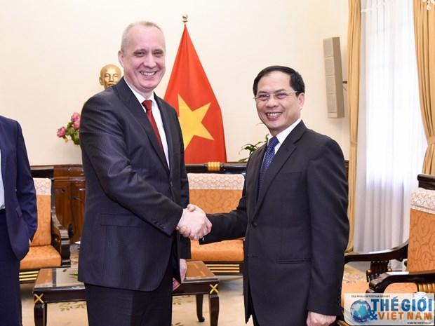 Belarusian Deputy FM: Vietnam is a special partner of Belarus hinh anh 1