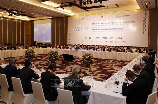 Foreign-invested firms interested in cyber security, IP rights hinh anh 1