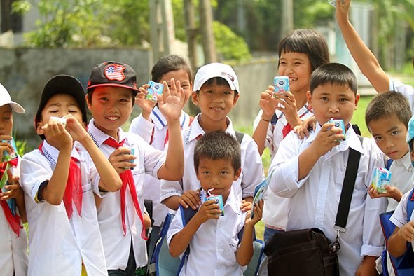 FrieslandCampina conducts second nutrition survey on Southeast Asian children hinh anh 1