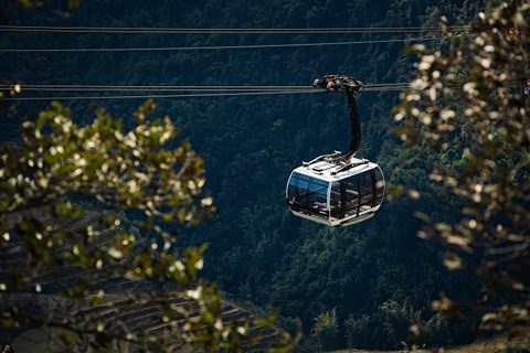 Vietnam's mountain range named in NatGeo's list of top destinations hinh anh 1