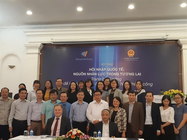 Vietnam works to improve skills of young labourers hinh anh 1